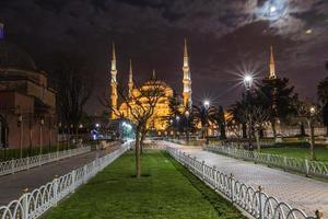 charmante stad (istanbul) foto