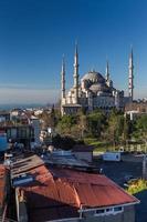 Istanbul in Turkije foto