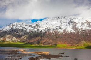 lago del matese foto