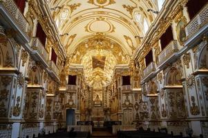 oude kathedraal, Rio de Janeiro, Brazilië foto