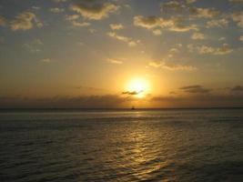 Mexico zonsondergang