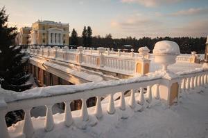 Arkhangelskoye, Moskou, Rusland foto