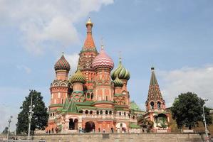 St Basil's Cathedral, Moskou foto