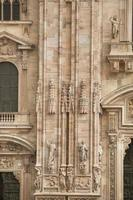 kathedraal van Milaan foto
