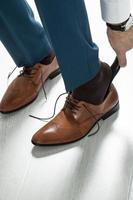 mannenschoenen foto