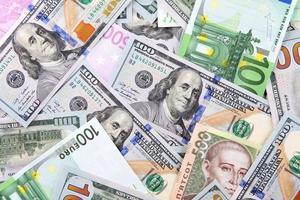 veel geld foto