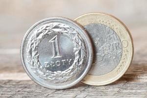 Pools geld foto