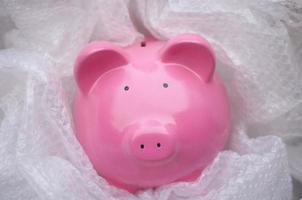 uw geld beschermen foto