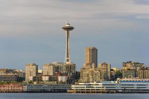 Seattle waterkant
