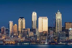 skyline van Seattle