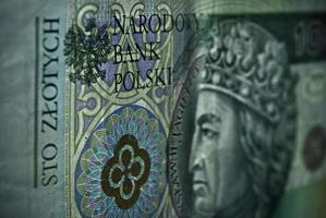 poets papiergeld of bankbiljetten op