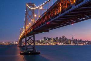 framing van San Francisco foto