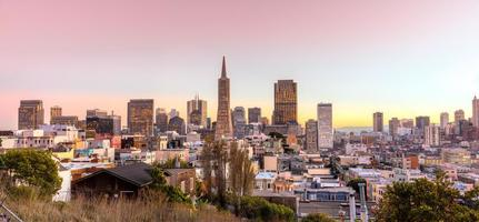 San Francisco, Californië, VS. foto