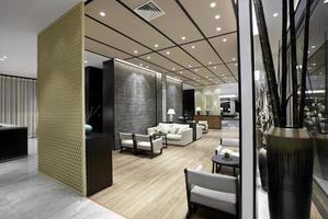 modern clubhuiskantoor foto