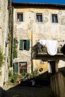 barga. Toscane. Italië. Europa. foto