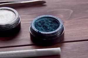 cosmetische close-up foto