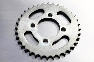 close-up uitrusting foto