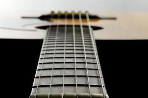 gitaar close-up