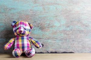 teddybeer foto