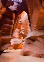 antilope canyon - de beer foto