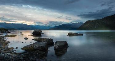 landschap van Nieuw-Zeeland