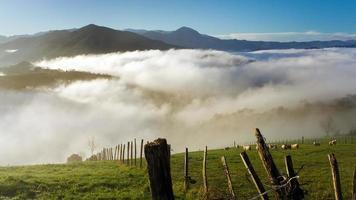 landschappen van het Baskenland