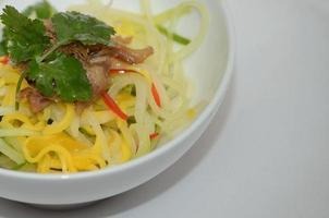 eend salade foto