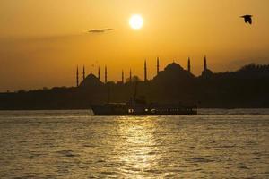 Istanbul, Turkije foto