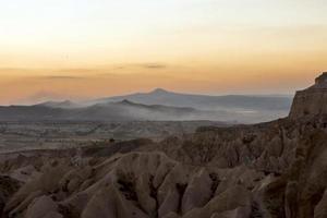 anatolië, cappadocia, kalkoen