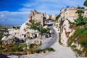 urgup, cappadocia, kalkoen foto