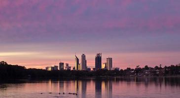 Perth City, West-Australië foto