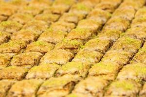 Turks dessert foto