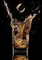 whisky drankje foto