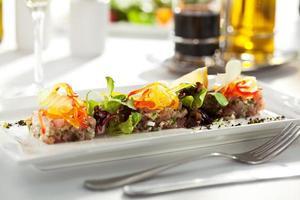 tonijnsalade foto