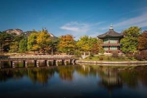 hyangwonjeong paviljoen foto