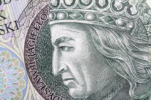 bankbiljet 100 pln foto