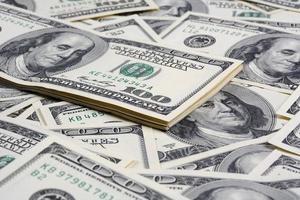 dollar bankbiljet geld achtergrond foto