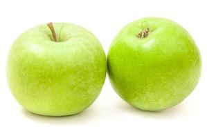 groene appel foto