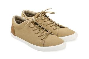 Suede schoenen foto