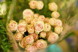 roos boeket