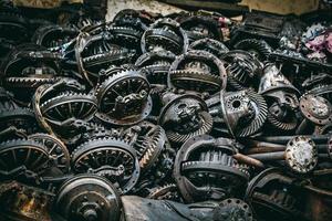 auto-uitrusting