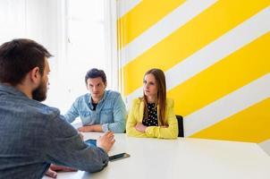 start-up team foto