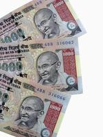 Indiase valuta foto