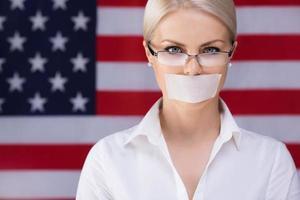 vrijheid van meningsuiting foto
