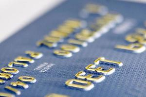 tarjeta aislada fondo blanco superficie impresa primer plano cerca