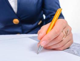 handtekening foto