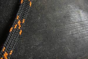 technologie voor klimschoenen foto