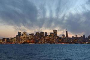 skyline van San Francisco
