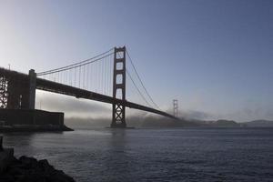 golden gate bridge van San Francisco