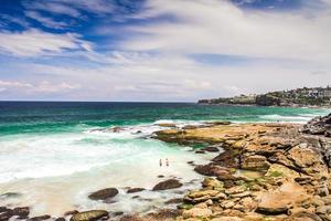 bronte strand foto